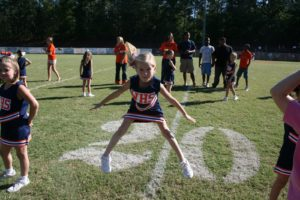 My Little Cheerleader!