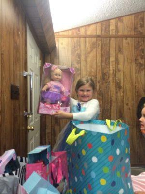 Ella Kate's 6th birthday