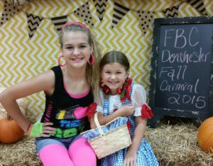 Fall Festival at FBC Dorchester 2015