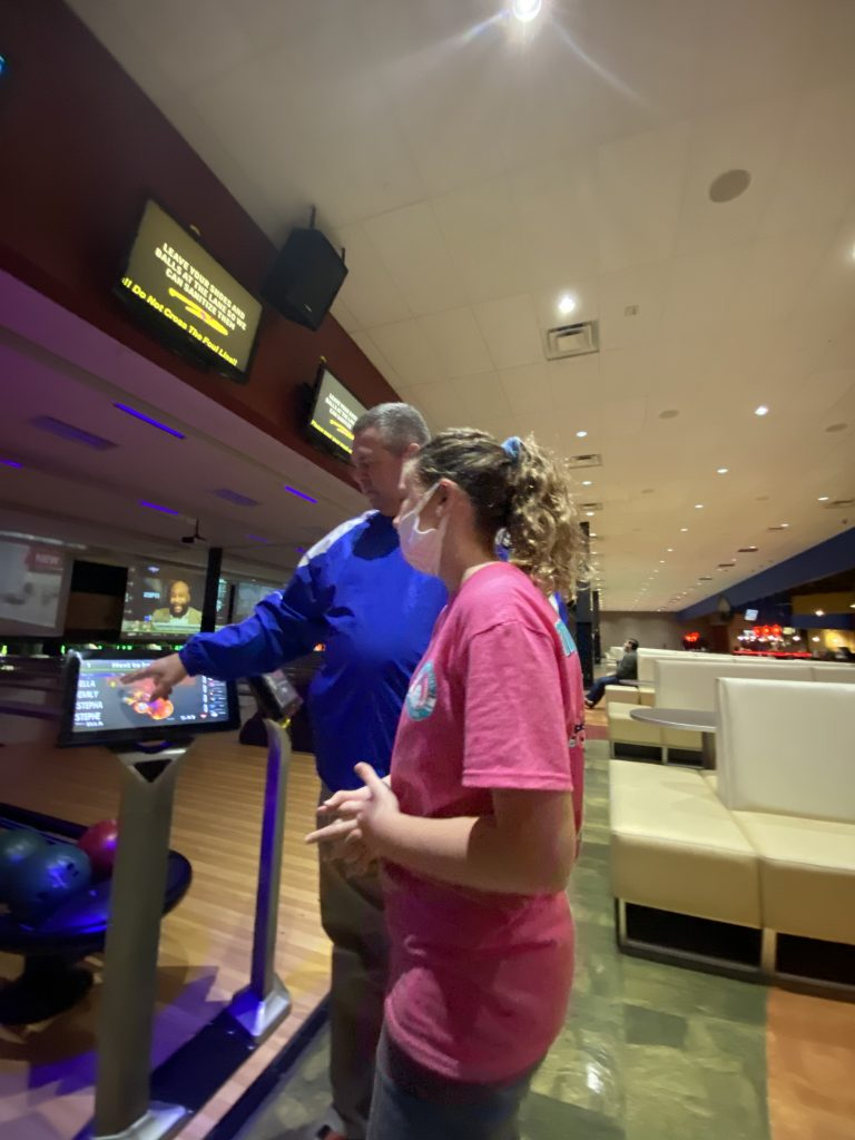 Fun Day Bowling At Main Event